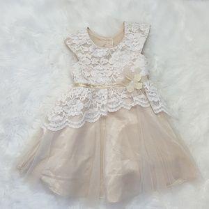 Jona Michelle Floral Dress size 2T